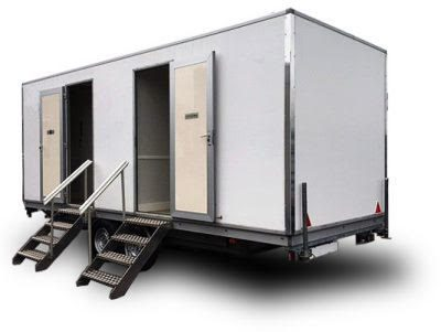Extraloo VIP toilet facilities for events in Dublin and surrounding areas